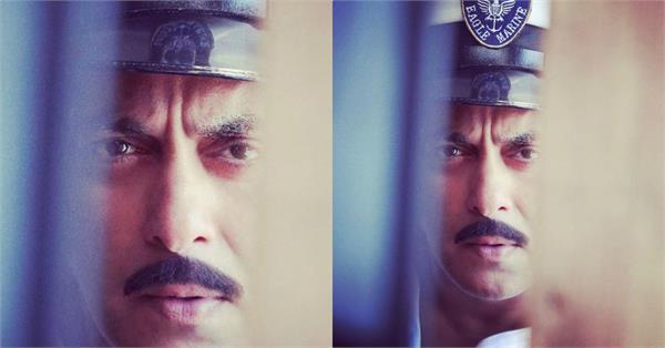 salman khan new look in film bharat