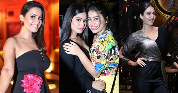 surbhi to karishma celebs grace anita and pearl v puri song launch