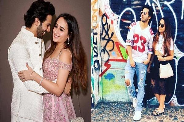 varun dhawan natasha dalal are getting married in goa