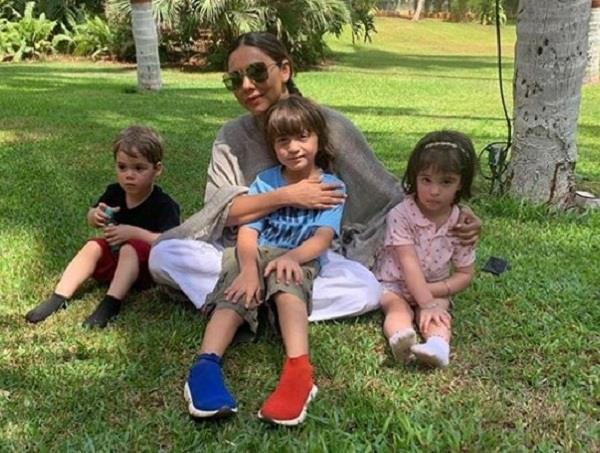 gauri khan share picture