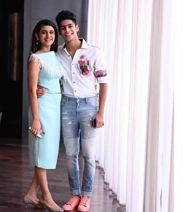 priya prakash opens up about her affair with roshan abdul rahoof