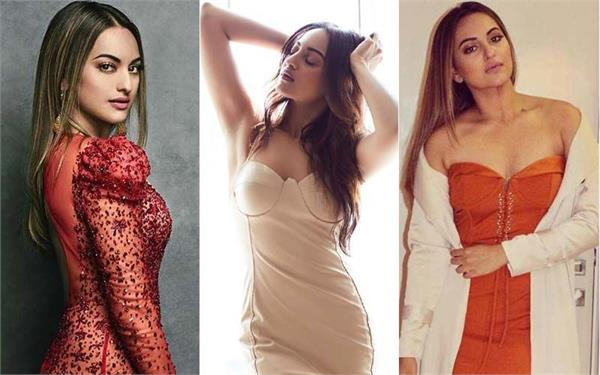 sonakshi sinha copy hollywood actresses style