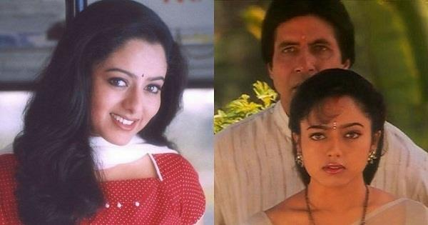 20 years of sooryavansham know facts about actress soundarya