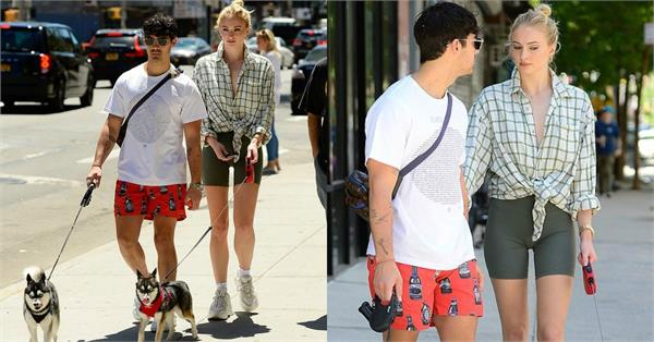 sophie turner joe jonas latest pictures