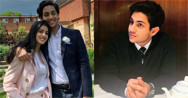 big b grandson agastya nanda completes his graduation