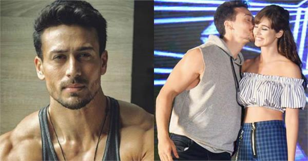 tiger shroff opens up relationship with disha patani