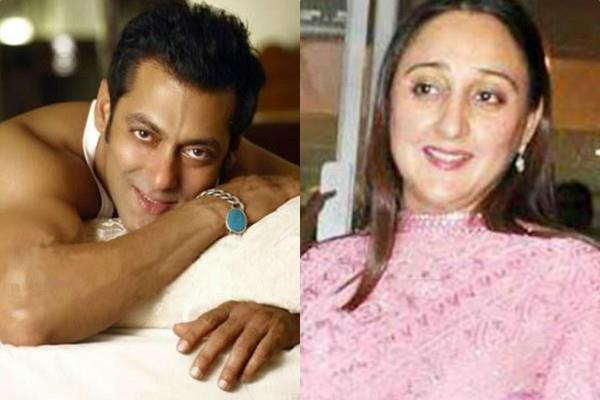 kiara advani aunt shaheen jaffrey was salman khan first girlfriend