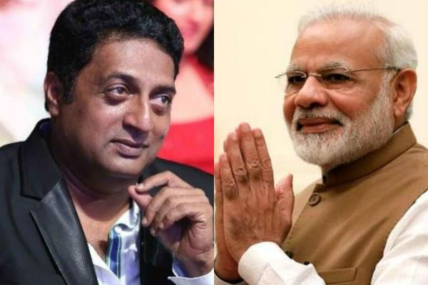 prakash raj comment on his defeat in lok sabha election 2019