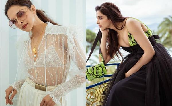 deepika padukone second day of cannes