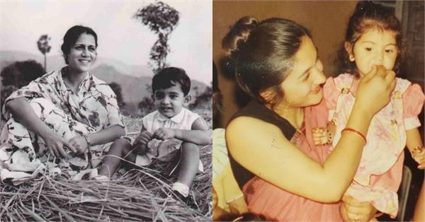 bollywood stars wishing mothers day with cute pictures