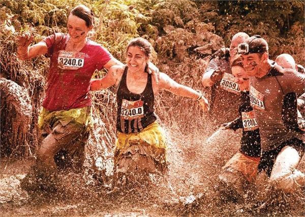 mud race in israel zhangland