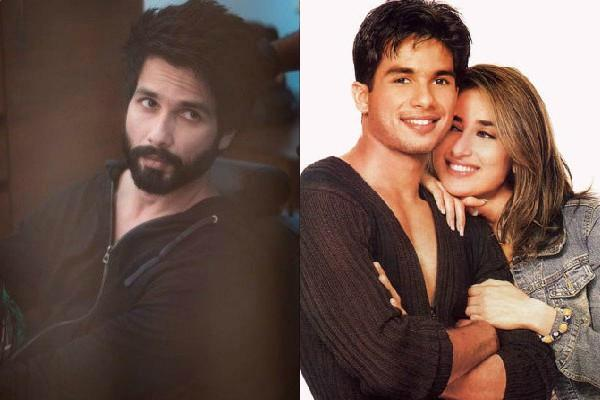 shahid kapoor opens about break up with kareena kapoor