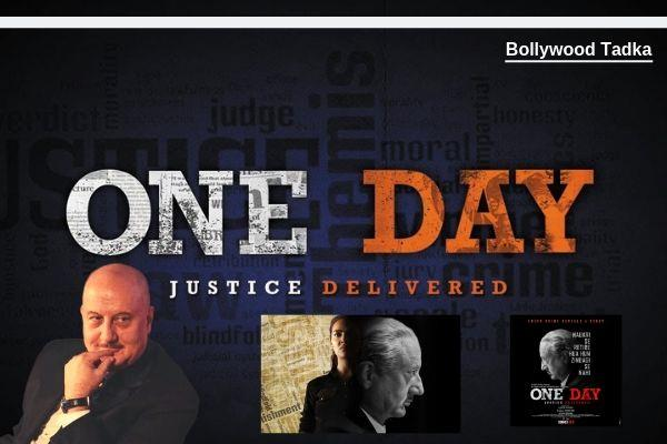 anupam kher one day movie trailer launch