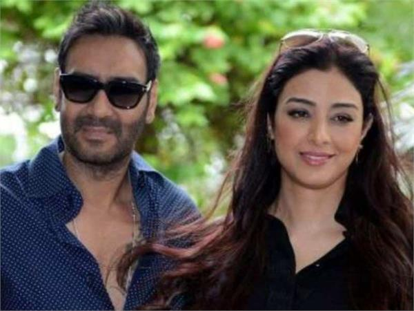ajay devgan saying about tabu marriage