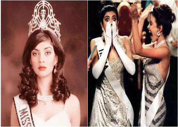 25 साल पहले आज ही के दिन Miss Universe बनी थीं सुष्मिता सेन, BF ने इस तरह से किया Wish
