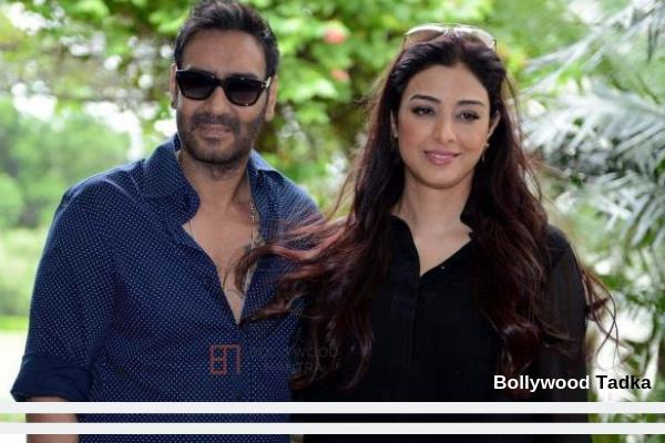 tabu saying about actor ajay devgan
