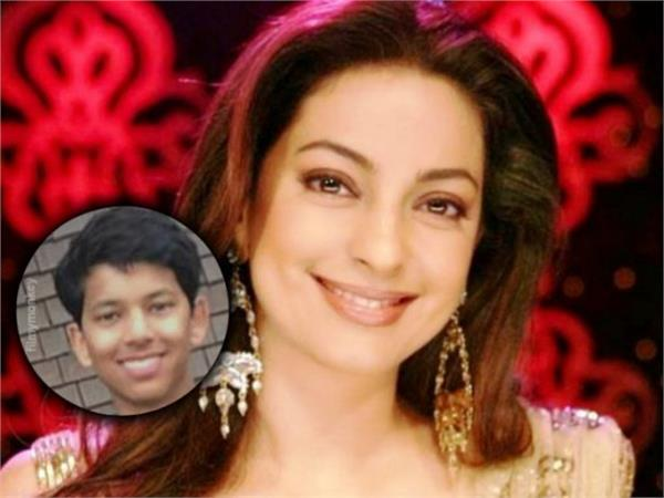 juhi chawla son ajun will debut in bollywood movie