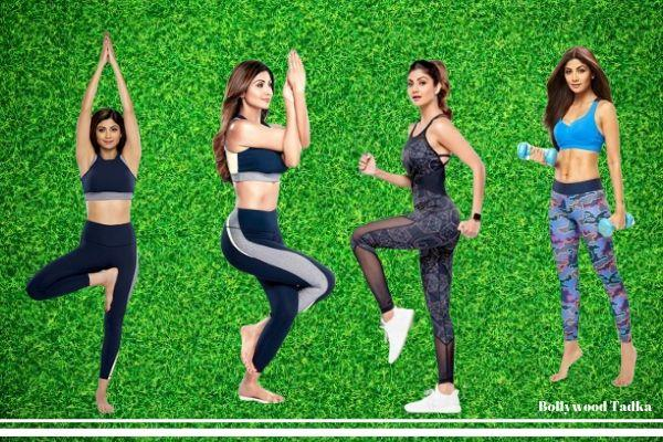 shilpa shetty launch her yoga app