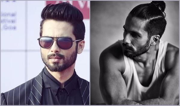 shahid kapoor saying about his hair style
