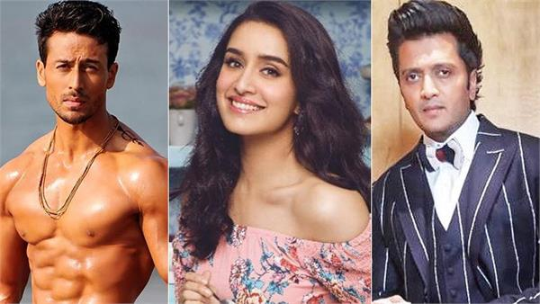 ritesh tiger and sgraddha baaghi 3