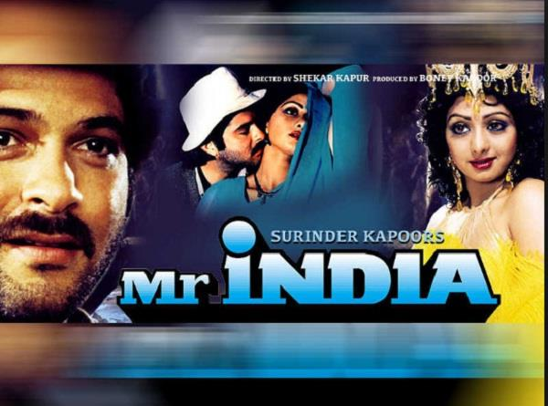 anil kapoor movie mr india