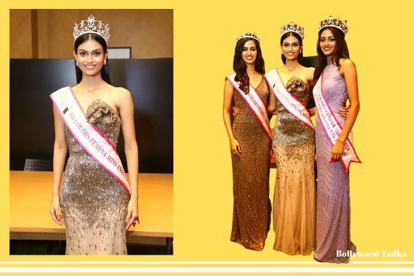 famina miss india 2019 suman rao pics viral