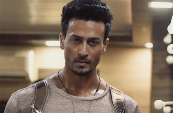 tiger shroff saying about his movie