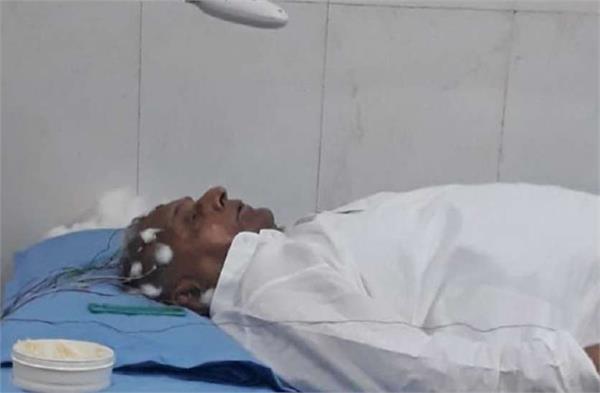 samajwadi party s founder mulayam singh yadav s health deteriorated again