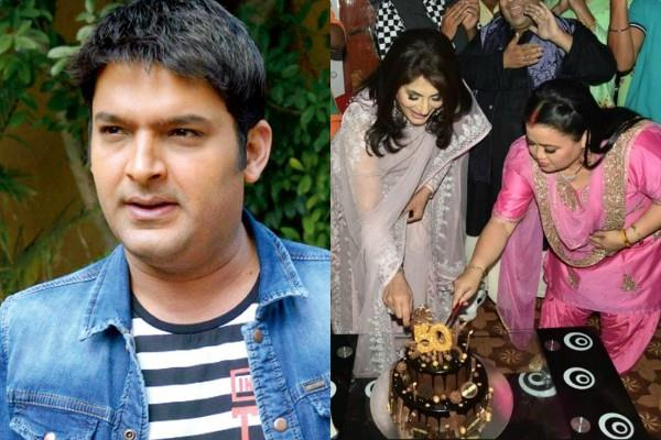 kapil sharma show completes 50 episodes team members celebrate their success
