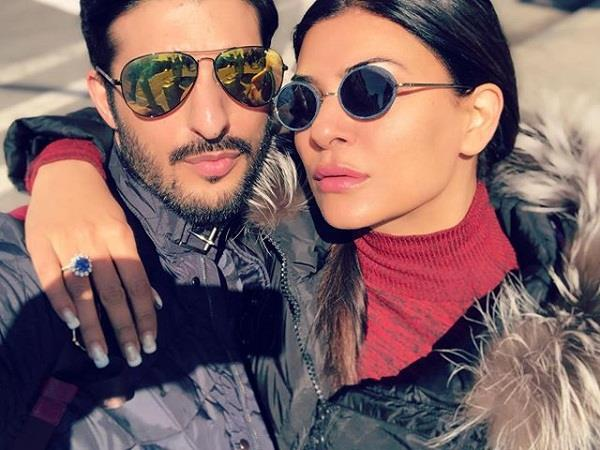 sushmita sen breakup with rohman shawl