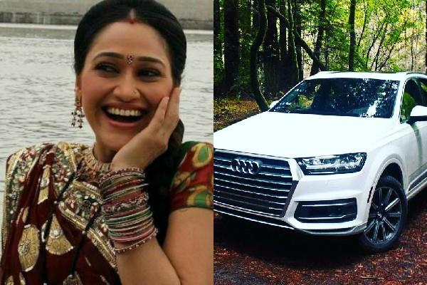 disha vakani aka dayaben purchased a new expensive luxury car