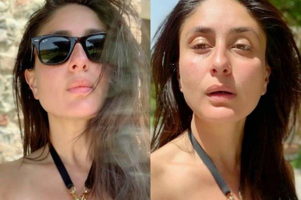 kareena kapoor khan no makeup pitures viral