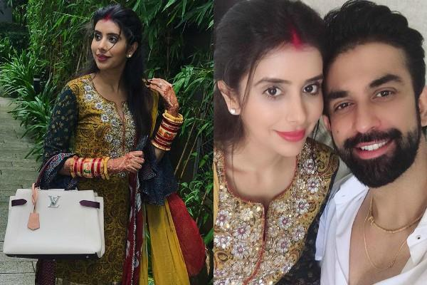rajeev sen and charu asopa picture after wedding