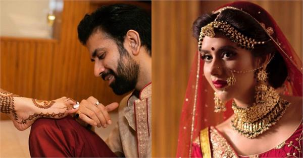 charu asopa rajeev sen unseen wedding pictures