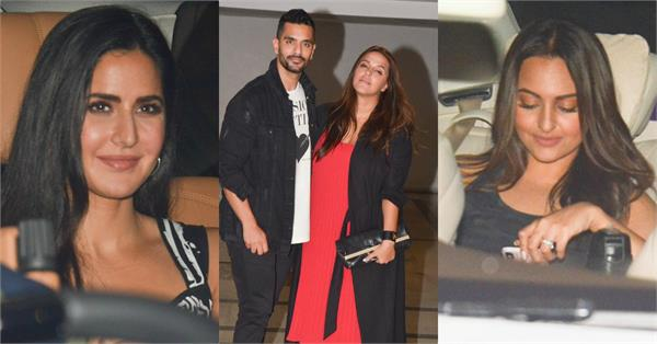 karan johar host party for bollywood stars