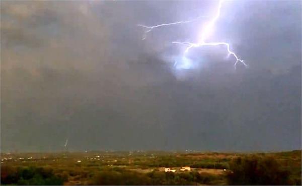 usa texas dramatic lightning display slow motion video