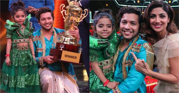 rupsa batabyal wins the show super dancer chapter 3