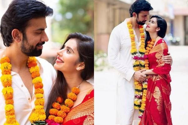 charu asopa ties the knot with rajeev sen