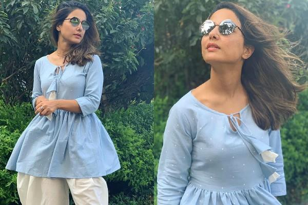 hina khan beautiful photoshoot pictures