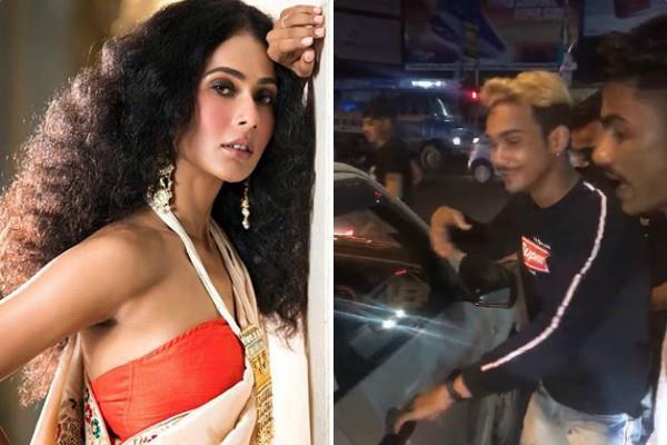 former miss india universe ushoshi sengupta harassed