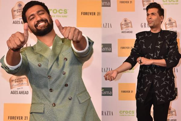 vicky kaushal and karan johar style and see the pictures of men fashion