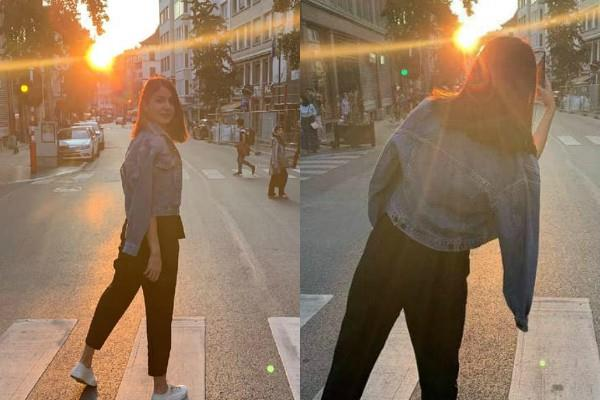 anushka sharma spend time in brussels