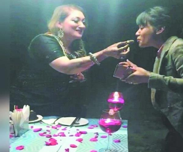 superstar govinda wife birthday in celebration of manali