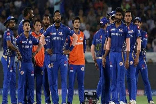 bcci imposed a 2 year ban on mumbai indians player