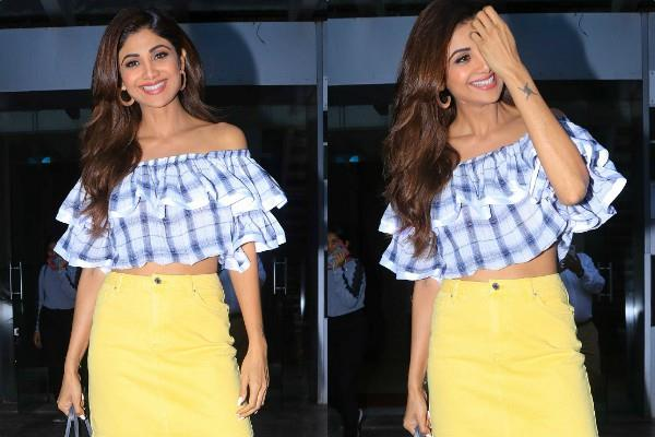 shilpa shetty latest pictures