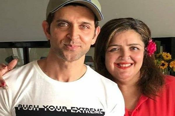 hrithik roshan sister sunaina roshan condition is critical