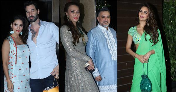 raza beig host eid party