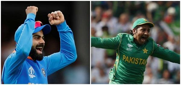 6 times in history of wc has happened in indo pak match