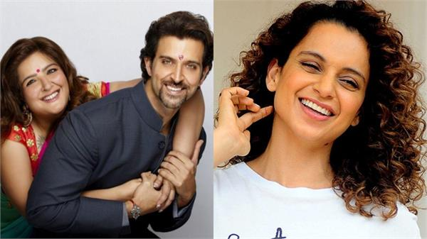 hrithik roshan sister sunaina roshan trolled after supporting kangana ranaut