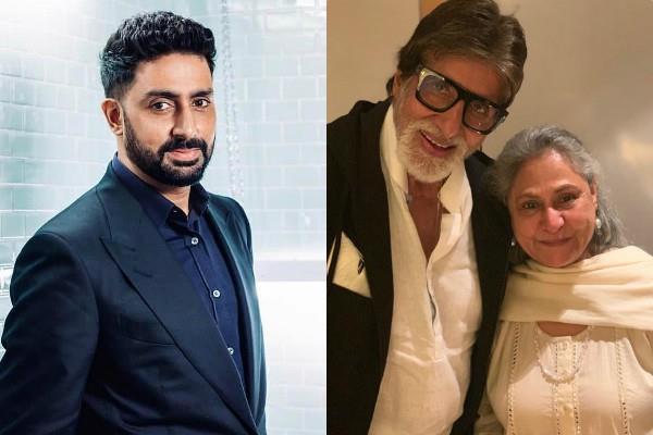 abhishek bachchan wish parent amitabh and jaya on their wedding anniversary